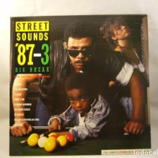 Discos de vinilo: STREET SOUNDS ´87-2. Lote 91000565
