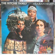 Discos de vinilo: THE RITCHIE FAMILY. ARABIAN NIGHTS. RCA 1976. Lote 91004360