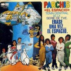 Discos de vinilo: PARCHIS - ERASE UNA VEZ EL ESPACIO - SN BELTER 1981 . Lote 91044840