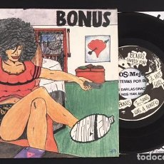 Discos de vinilo: SINGLE EP VINILO BONUS SIMPLY FUN - 69 RECORDS 1997. Lote 91079575