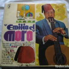 Discos de vinilo: EMILIO EL MORO EMILIO EL MORO. Lote 91091175