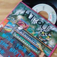 Discos de vinilo: SINGLE (VINILO) DE HITHOUSE AÑOS 80. Lote 91105445