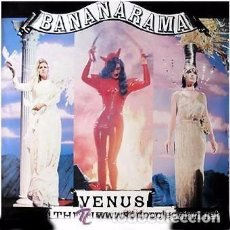 Discos de vinilo: BANANARAMA - VENUS (THE HELLFIRE MIX) - MAXI-SINGLE SPAIN 1986. Lote 245307000