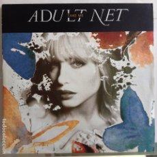Discos de vinilo: ADULT NET - TAKE ME - NUEVO. Lote 91127715