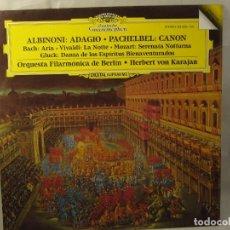 Discos de vinilo: DEUTSCHE GRAMMOPHON ALBINONI. Lote 91139225