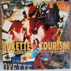Discos de vinilo: ROXETTE. TOURISM. EMI 1992. LP DOBLE. Lote 91142570