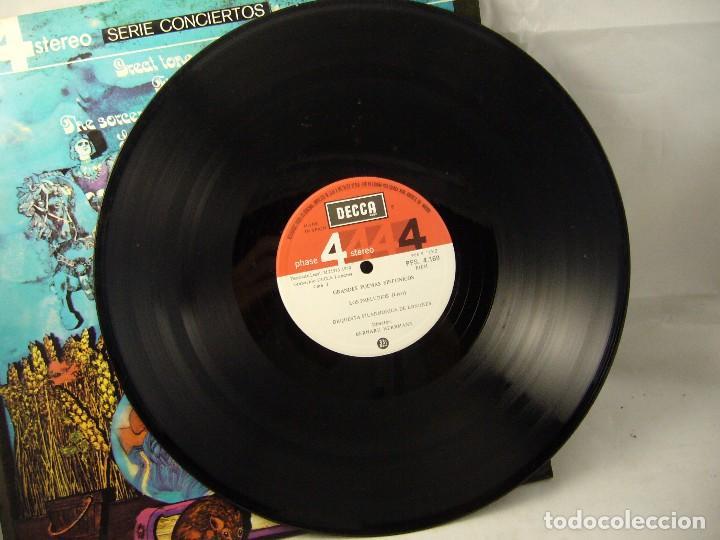 Discos de vinilo: Phase 4 Stereo Serie conciertos - Foto 3 - 91151650