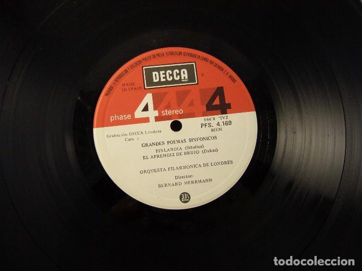 Discos de vinilo: Phase 4 Stereo Serie conciertos - Foto 6 - 91151650