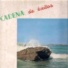 Discos de vinilo: FRANCISCO LARIO / LOS SUPER YE-YÉ / SARITA LUNA: CADENA DE ÉXITOS. (DISCORAMA, 1966). Lote 91159675