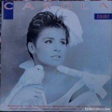 Discos de vinilo: CAROLA RUNAWAY. LP ESPAÑA CON FUNDA INTERIOR CON LETRAS. Lote 91234330