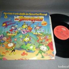 Vinyl-Schallplatten - 918- DE SNORKELS DISCO VINILO LP- PORTADA VG DISCO VG +/++ - 91240520