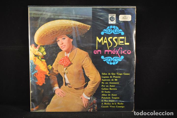 MASSIEL - MASSIEL EN MEXICO - LP (Música - Discos - LP Vinilo - Solistas Españoles de los 70 a la actualidad)