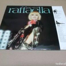 Discos de vinilo: RAFFAELLA CARRA (LP) HAY QUE VENIR AL SUR AÑO 1978 – ENCARTE CON LETRAS. Lote 91287330