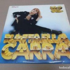 Discos de vinilo: RAFFAELLA CARRA (LP) '82 AÑO 1982 – EN ESPAÑOL. Lote 91287510