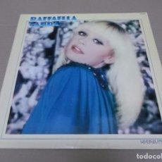 Disques de vinyle: RAFFAELLA CARRA (LP) RAFFAELLA CARRA AÑO 1981 – EN ESPAÑOL. Lote 91287635
