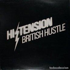 Discos de vinilo: HI TENSION : BRITISH HUSTLE. (MAXI. ISLAND RDS (UK), 1978). Lote 91292720