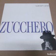 Discos de vinilo: ZUCCHERO FORNACIERI (LP) ZUCCHERO AÑO 1990 – EDICION HOLANDA. Lote 91298735