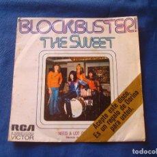 Discos de vinilo: THE SWEET BLOCKBUSTER SELLO RCA 1973 BUEN SONIDO. Lote 91304990