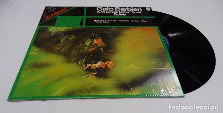 Gato Barbieri - With Lonnie Liston Smith Bolivia - LP 1973 - Italia
