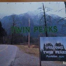Discos de vinilo: TWIN PEAKS ANGELO BADALAMENTI MUSIC FROM TWIN PEAKS LP GERMANY 1990. Lote 91360005