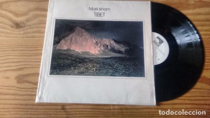 L.P( VINILO) DE MARK ISHAM AÑOS 80 (Música - Discos - LP Vinilo - Otros estilos)