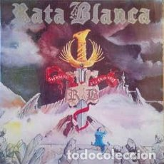 Discos de vinilo: RATA BLANCA - GUERRERO DEL ARCO IRIS - LP ARGENTINA 1991. Lote 91372505