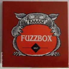 Discos de vinilo: FUZZBOX - SELF / SELF - NUEVO ESPAÑOL PROMO. Lote 91377465