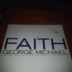 Disques de vinyle: GEORGE MICHAEL. PRIMER LP EN SOLITARIO. FAITH. TAMBIEN INCLUYE. I WANT YOUR SEX. C14V. Lote 91379175