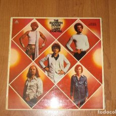 Discos de vinilo: THE ELEVENTH HOUSE FEAT LARRY CORYELL - LEVEL ONE - ARISTA - SPAIN - T -. Lote 91395215