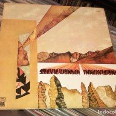 Discos de vinilo: STEVIE WONDER – INNERVISIONS - LP 1973 (RE) 1984 SPAIN / PORTADA ABIERTA . Lote 91420700