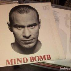 Discos de vinilo: THE THE - MIND BOMB (LP, ALBUM) 1989 SPAIN. Lote 91423610