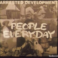 Discos de vinilo: ARRESTED DEVELOPMENT: PEOPLE EVERYDAY. Lote 91424030