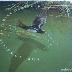 Dischi in vinile: MICHAEL OLFIELD-THE COMPLETE-DOBLE LP. Lote 91451280