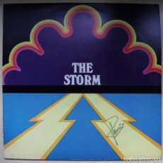 Discos de vinilo: THE STORM - MEGARARA EDICION ITALIANA - EXCELENTE CONDICION - SELLO CAROSELLO 1974. Lote 91467755