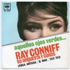 Discos de vinilo: DISCO EP 45 RPM - RAY CONNIFF (AGS 20001). Lote 91471185