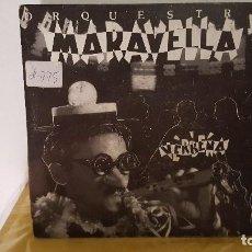 Discos de vinilo: SINGLE SIDED - ORQUESTRA MARAVELLA - VERBENA - PICAP 60 0120 - 1992 - PROMO. Lote 91475970