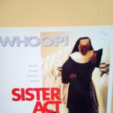 Discos de vinilo: SISTER ACT WHOOPI LP COMO NUEVO. Lote 91477895