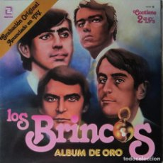 Disques de vinyle: BRINCOS, LOS: ÁLBUM DE ORO. Lote 91525190