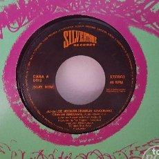 Discos de vinilo: SINGLE - JOHN LEE HOOKER - CRAWLIN KINGSNAKE - SILVERTONE RECORDS 0412 - 1991 - PROMO. Lote 91544025