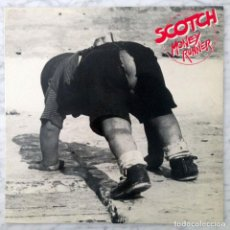 Discos de vinilo: MAXI-SINGLE - SCOTCH - MONEY RUNNER - AMERICAN DISCO - 1986 (ITALO-DISCO). Lote 91553695