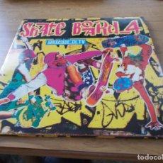 Discos de vinilo: SKATE BOARD-4. CONTIENE 2 LPS.. Lote 91605465