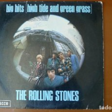 Discos de vinilo: THE ROLLING STONES. BIG HITS. HIGH TIDE AND GREEN GRASS. DECCA. Lote 91630815