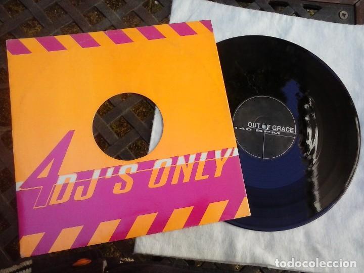 VINILO 4 DJ´S ONLY - OUT OF GRACE-140 BPM. AÑO 2002. (Música - Discos - Singles Vinilo - Electrónica, Avantgarde y Experimental)
