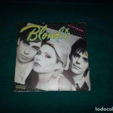 Discos de vinilo: BLONDIE, EAT TO THE BEAT. CHRISALYS 1979. Lote 91648860