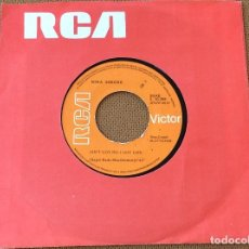 Discos de vinilo: NINA SIMONE AIN'T GO NO I GOT LIFE + REAL REAL SINGLE 1969 @ SOUL. Lote 98614538