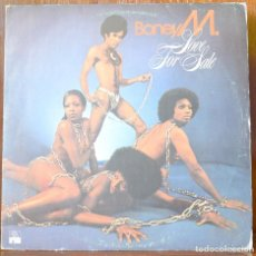 Discos de vinilo: BONEY M.-LOVE FOR SALE (ARIOLA,1977). Lote 91649480