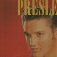 Discos de vinilo: ELVIS PRESLEY LP PORTADA DOBLE (2 DISCOS) SELLO BMG MUSIC AÑO 1988 EDITADO EN ESPAÑA. Lote 91653000