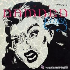 Discos de vinilo: DAMNED - ELOISE - MAXI-SINGLE UK 1986 (VINILO DE COLOR AZUL) ROCK, PUNK. Lote 91656070
