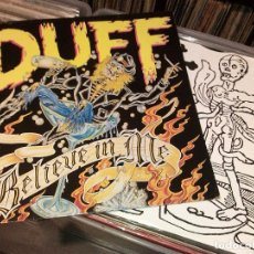 Discos de vinilo: DUFF MCKAGAN – BELIEVE IN ME - LP 1993 . Lote 91660065
