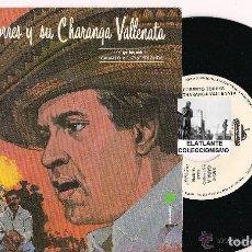 Discos de vinilo: ROBERTO TORRES Y SU CHARANGA VALLENATA - INCLUYE CABALLO VIEJO Y YOLANDA - 1988. Lote 91671210